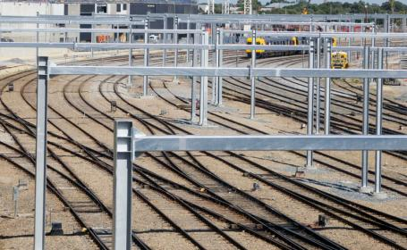 Case Study - Rail Electrification